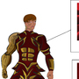 design a costume for the new movie 'Valérian and the City of a Thousand Planets' by Carlflood