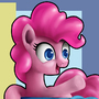 Pinkie Pie. by ArrowValley