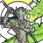 Genji-san by Tokeshiro
