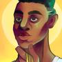 Kendrick Lamar by Pr0t0n