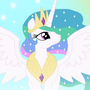 My little pony:Princess Celestia by starisland