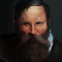Beared Man - Study by GGTFIM