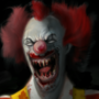 Bad clown by eazay5000