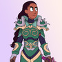 Warrior Connie by kenDandy
