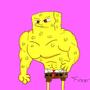 Spongebob is my man by Fabbsy
