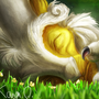 Napping Mumbeltrousse. by Kayas-Kosmos