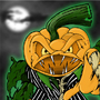 Jack'O'Lantern by John Young by John-Young