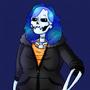 Skele-Steot by RainbowDogma