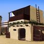 Desert Town by Ballu-Corsair