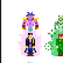 JJBA mini-sprites by morganstedmanmsNG