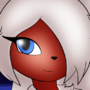 Absidia the shiny Absol by ZinZoa
