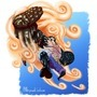 Gear 4 Monkey D Luffy by PanRysownik