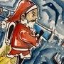 Santa's Got A Bazooka!