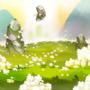 The flower Field by Pankapu