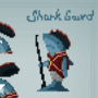Blue Shark Guard Designs by BenjaminLefferts