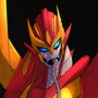 Sparkeater Rodimus by Undeadkitty13