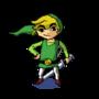 [Pixel Art] Toon Link by HalfMilk