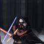 Finn vs. Kylo Ren by Collis529