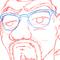 Quick Self Portrait Sketch
