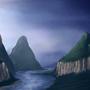 Mountains by Ballu-Corsair