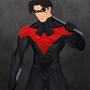 Nightwing by costin55