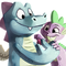 Childhood dragons