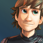 Hiccup by Buckycarbon