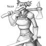 Dragonborn Girlfriend by Slapsticky
