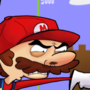 Mario is Angry!! by mannyzworld