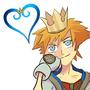 Sora (kingdom Hearts) by Bullonyx