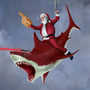 Epic Santa by Neraksel