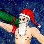 Epic Santa by A-plex