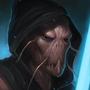 Monsterous Jedi by beekart