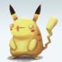 Pikachu by HugoVRB