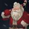 Santa, the demon slayer enthusiast