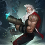 Epic Santa by allornuthin