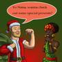 Santa X Kwanzaa Nana by BrandonP