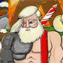 Epic Veteran Santa by sdesignz