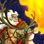 Santa's Midnight Ride by Cortexiphan7