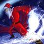 Don't Mess With This Santa by YunaSakura