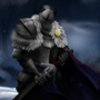 Frost Knight by TrisketTheBisket