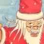 Santa v.s Demons by Juvemagic