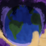 Psychic earth by Ombey