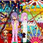 Two girls by Okizari
