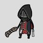 "Bloodborne Hunter ""Roam"" by RoamingV"