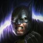 Batman the Madman by beekart