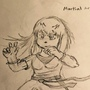 Mai (Martial Arts Concept) by SuperLME