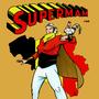 SUPERMAM! by banderoart