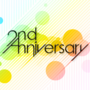 Noisysundae wallpaper - 2nd anniversary by Noisysundae