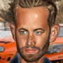 paul walker by JXLambie
